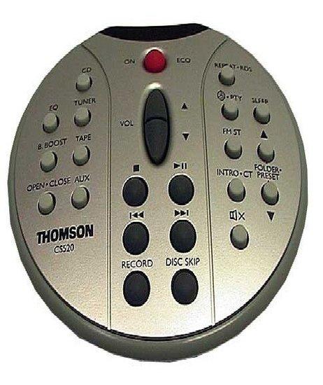 THOMSON CS520 afstandsbediening