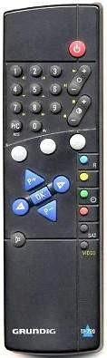 Grundig TP720 afstandsbediening