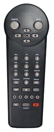 Philips RC8243 afstandsbediening