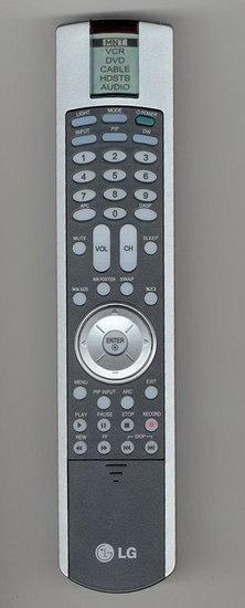 LG 6710V00137T afstandsbediening