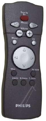 Philips RC331501-01 afstandsbediening