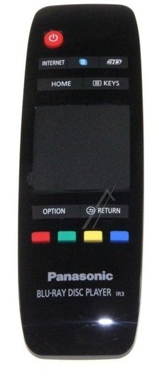 Panasonic N2QAYB000712 afstandsbediening