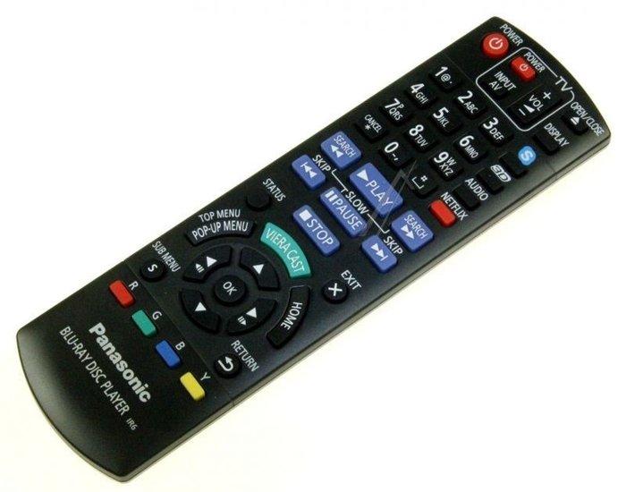 Panasonic N2QAYB000574 afstandsbediening