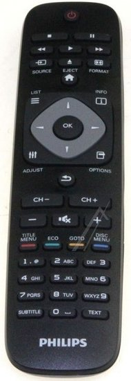 Philips 996590001918 afstandsbediening
