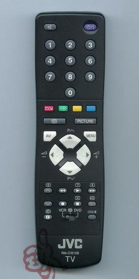 JVC  RM-C1512S afstandsbediening