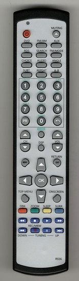 JVC RM-STHA35R afstandsbediening ALTERNATIEF