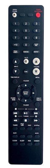 Alternatieve Marantz RC009CR afstandsbediening