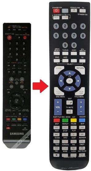 Alternatieve Samsung 00062D / AK59-00062D afstandsbediening