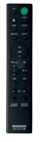 Alternatieve Sony RMT-AH301U Afstandsbediening