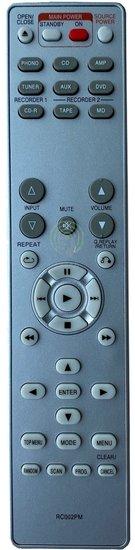Alternatieve Marantz RC002PM afstandsbediening