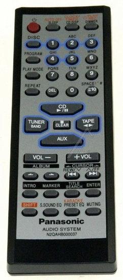 Originele Panasonic N2QAHB000037 afstandsbediening