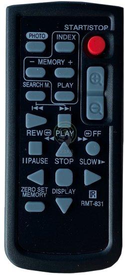 Alternatieve Sony RMT-831 afstandsbediening