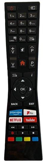 Alternatieve JVC RM-C3331 en RM-C3337 afstandsbediening