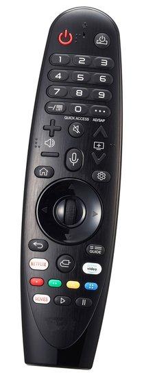 Alternatieve AN-MR19BA afstandsbediening met Voice en Muis functie