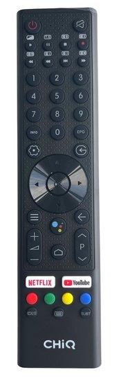 CONTINENTAL EDISON Android TV afstandsbediening met spraakbesturing