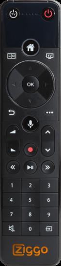 Originele Ziggo Mediabox Next afstandsbediening