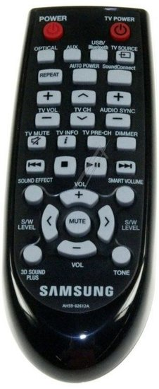 Samsung AH59-02612A afstandsbediening