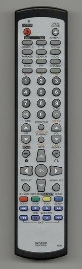 Medion MD83500 afstandsbediening