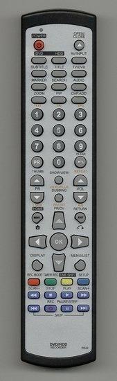 Medion MD84000 afstandsbediening