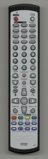Medion MD84500 afstandsbediening