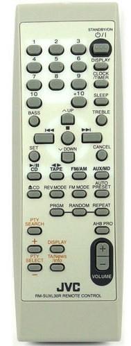 JVC RM-SUXL30R afstandsbediening