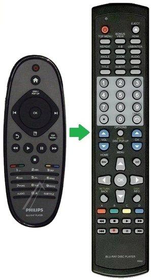 Philips 313923822011 afstandsbediening