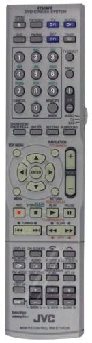 JVC RM-STHR3R afstandsbediening