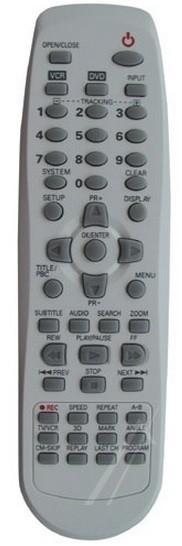 Daewoo 97P1RA2BA0 afstandsbediening