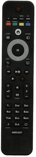 Philips 312814721441 afstandsbediening