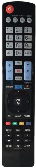 LG AKB73615362 afstandsbediening