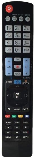 LG AKB72914065 afstandsbediening