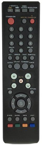 Alternatieve MF59-00286A afstandsbediening