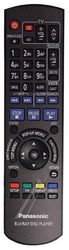 Panasonic N2QAYB000509 afstandsbediening