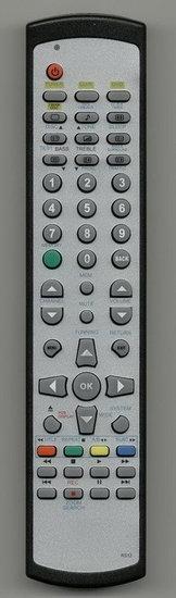 Alternatieve Sony RM-SC30 afstandsbediening
