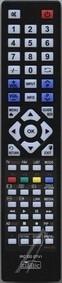 Q-media QLE240CAFAD afstandsbediening