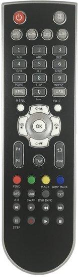Opticum HD AX 501 CI+ afstandsbediening