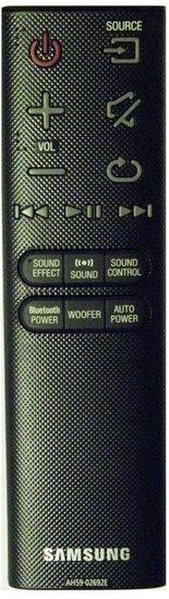 Samsung AH59-02692E afstandsbediening