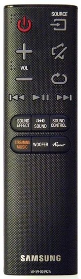 Samsung AH59-02692A afstandsbediening
