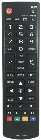 Alternatieve LG AKB73715603 afstandsbediening
