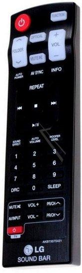 LG AKB73575421 afstandsbediening