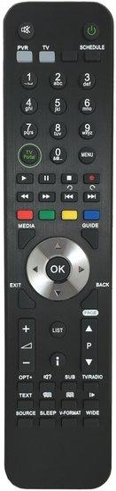 Humax iHDR-5200c afstandsbediening ALTERNATIEF