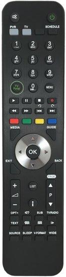 Humax IRHD-5100C afstandsbediening ALTERNATIEF