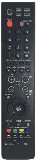 Alternatieve Samsung BN59-00611A afstandsbediening