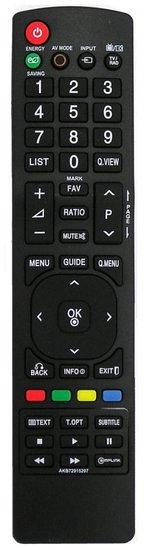 Alternatieve LG AKB72915207 afstandsbediening