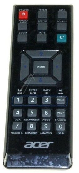 Acer VZ.JCQ00.001 afstandsbediening