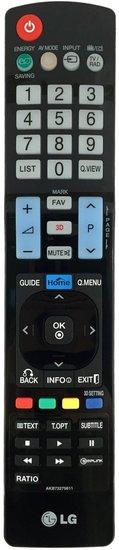 LG AKB73275611 afstandsbediening