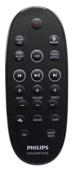 Philips 996510067904 afstandsbediening