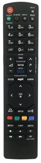 Alternatieve LG AKB73275606 afstandsbediening