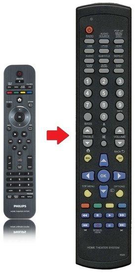 Philips 242254902441 afstandsbediening
