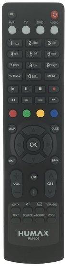 Humax RM-E06 afstandsbediening
